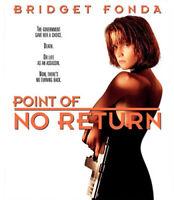 Point of No Return (1993 Bridget Fonda) (The Assassin) BLU-RAY NEW