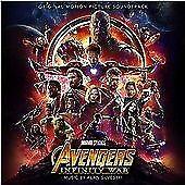 Alan Silvestri - Avengers: Infinity War [Original Motion Picture Soundtrack] (2018)