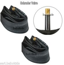 2 Chambres à air 20 x 1,75 A/V 35 mm - grosse valve - ETRTO : 44-406 - 20x1.75