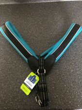 Top Paw New Fit Dog Harness, Reflective  size: X- LARGE, BLUE