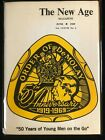 The New Age: The Official Organ of the Supreme Council 33゚, freemason, 1969,jun