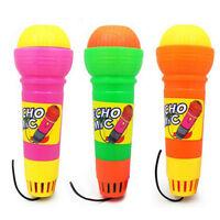ITS- Wireless Girls Boys Microphone Mic Karaoke Singing Kids Funny Music Toy Fin
