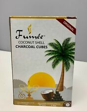 144Pcs PREMIUM Hookah Charcoal Coconut Natural Coco Slow Burning Nara 2KG Shisha