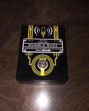 Third Man Records x Union Tube & Transistor Bumble Buzz Octave Fuzz Guitar Pedal