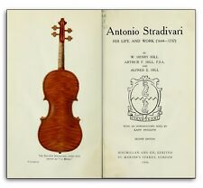170 Antique Violin Books on DVD  Fiddle History Play Method Repair String Bow J3