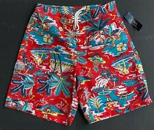 Polo Ralph Lauren Men S Aloha Beach 8 inch Kailua Swim Board Shorts NEW