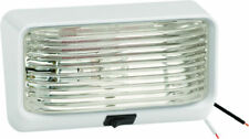 Bargman 30-78-517 78 Series Porch / Utility Light with Switch - Clear Lens
