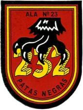 PARCHE EJERCITO AIRE ESCUADRON 232 SQUADRON AIR FORCE SPAIN EB01232 PATAS NEGRAS