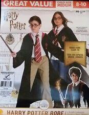 Kids Costume Harry Potter Robe, Tie and Clasp Medium 8-10