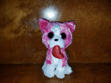 AUTHENTIC w/tags Ty Beanie Boo Valentine Dog Romeo