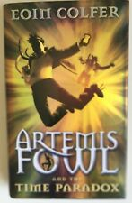 Eoin Colfer ~ ARTEMIS FOWL and the Time Paradox