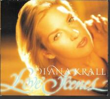 CD ALBUM DIGIPACK 13 TITRES--DIANA KRALL--LOVE SCENES--1997