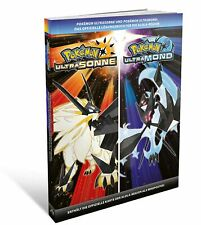Pokémon Ultrasonne & Pokémon  Ultramond - Offizielles Lösungsbuch Alola-Region