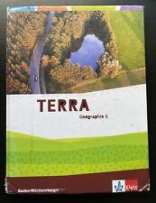 TERRA Geographie 5 Realschule BaWü Schülerbuch Klasse 5 gebunden