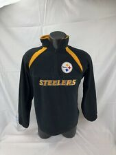 Pittsburgh Steelers Youth Large Jacket Fleece Pullover NFL