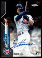 2020 Topps Chrome Rookie Auto #RA-NH Nico Hoerner RC - Chicago Cubs