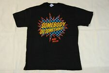 MAC MILLER SOMEBODY DO SOMETHIN T SHIRT NEW OFFICIAL S.D.S. WATCHING MOVIES RARE