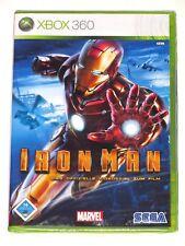 XBOX 360 - IRON MAN! BRAND NEW/SEALED! GERMANY VER. DEUTSCH NEU!