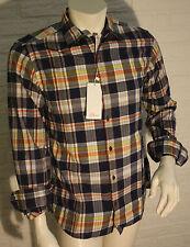Karierte figurbetonte s.Oliver Herren-Freizeithemden & -Shirts mit Kentkragen