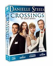 Danielle Steel's Crossings TV Mini-Series Cheryl Ladd Aaron Spelling NR DVD NEW