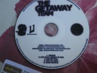The Getaway Team – I Regret Label: Easy Tiger Music ‎UK  PROMO 5 TRACK CD Single