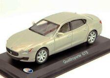 WhiteBox WBS039 1:43 - Maserati Quattroporte Gts - Metallic Light Grey - NEW