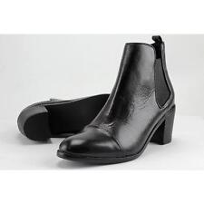 Steven Steve Madden Imaginn Women US 8 Black Ankle Boot Blemish  19561