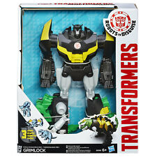 Transformers Robots in Disguise 20cm 3-Step Changers STEALTHASAURUS REX GRIMLOCK