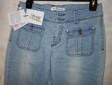 GF FERRE DESIGNER WOMENS JEANS PANTS SZ 25/39 NEW $389