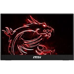 MSI Optix MAG161V 15.6  Full HD LCD Portable Monitor - 1920 x 1080 Full HD Displ