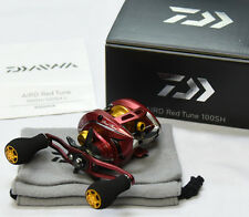 2016 NEW Daiwa AIRD Red Tune 100SH (RIGHT HANDLE) Bait Casting Reel from Japan