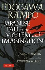 Japanese Tales of Mystery and Imagination -Edogawa Rampo -2012-PB- Horror