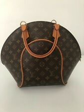 Louis Vuitton Brown slightly Used - Monogram Ellipse MM Bag, in great condition