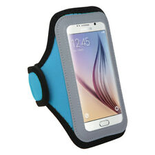 Blue Sport Armband Case Pouch For HTC Desire 555 / 530 / 626