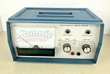 Vintage HEATHKIT Multimeter Model IM-5284