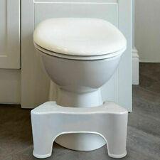 Toilet Stool Shower Chair Non Slip Bathroom Squat Step Platform Stool Sit Step