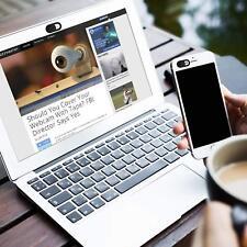 Cache Webcam ordinateur portable Geargo Glissière de protection 0.76mm Laptop Co
