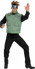 Morris Costumes Men's New Kakashi Deluxe Child Jacket 14 16. DG6472J