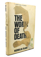 Nicholas Blake THE WORM OF DEATH  1st Edition 1st Printing