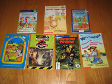 Lot 7 books w/11 stories Early Readers Level 3 - Grades 1 & 2  Free Shipping
