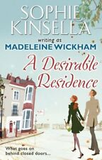 BOOK-A Desirable Residence,Sophie Kinsella w/a Madeleine Wickham