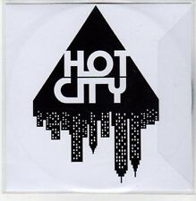 (DC136) Hot City, Something Bout EP - DJ CD