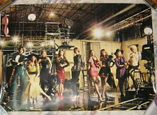 Girls' Generation Re: package Album The Boys Japan Promo Poster