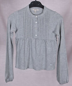BURBERRY LONDON  Nova Check top GIRL size 12 Years 152 Cm 100% AUTHENTIC