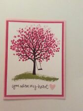 Stampin Up card w/ envelope You Warm My ❤️