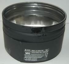 "SELKIRK MetalBestos 8DSP-DS 8"" Stove Pipe Adapter 258200 Model DS Smoke Pipe"