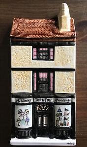 Hazle Ceramics Nation of Shopkeepers PROTOTYPE Plaque Artists Proof TOP TO TOE
