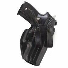 Galco Summer Comfort Inside Pant Holster for S&W M&P Compact 9/40 (Black)