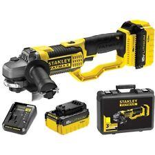 STANLEY Smerigliatrice a batteria Fatmax 18V Litio FMC 761 M2 QW