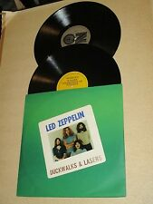 Led Zeppelin - Duckwalks & Lasers (Rare 2 Lp) - Top Condition!
